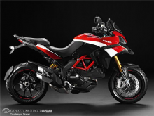 Multistrada 1200S PP ('13-) Full Kit